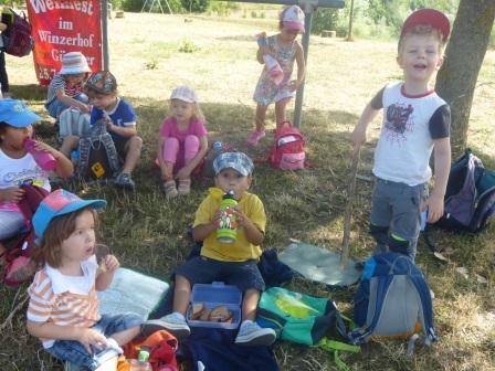2015_KG_07_Langer Wandertag der Froschgruppe (Juli 2015)