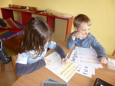 Workshop am Dienstag_ Hurra, ich komme in die Schule!