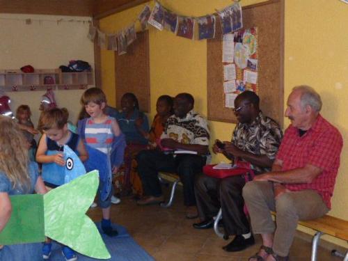 Besuch der Delegation aus Tansania (Juli 2017)