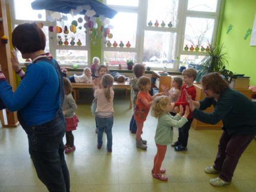 2017_Thema Tanz Froschgruppe (Februar 2017)